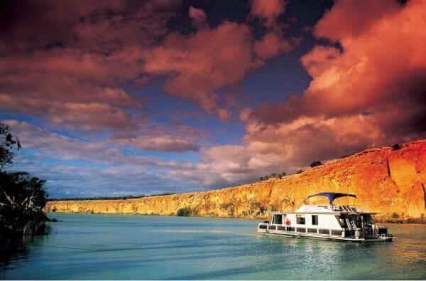 Murray River Day Cruises