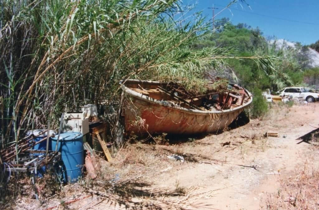 Rivergum Cruises Adelaide original boat