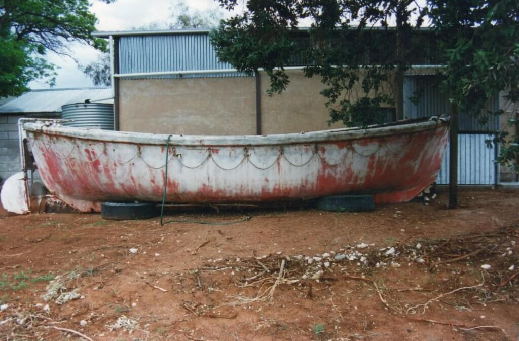 Rivergum Cruises original boat home