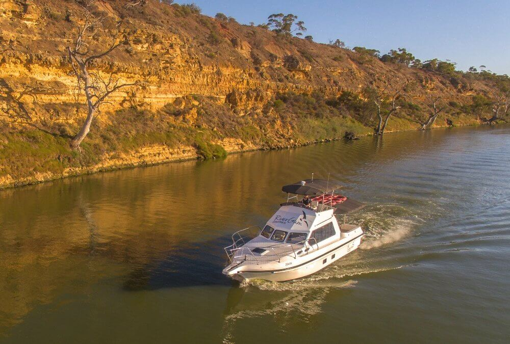 Enjoy A Wonderful Murray River Day Cruise with Rivergum Cruises